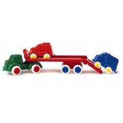 Autószállító trailer - 2 db...