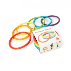 Aktív gyűrűk (6 db-os)
