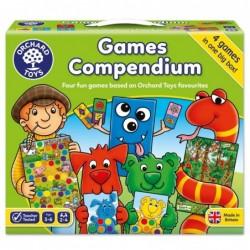 Games Compendium (4 játék 1...
