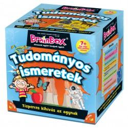 BrainBox - Tudományos...