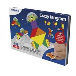 Crazy tangram (mágneses)