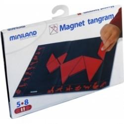 Magnet tangram (mágneses)